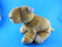 Ganz Webkins  Mud Hippo Plush  Very Cute - $4.63