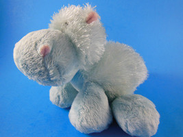 Ganz Lil'kins  Blue Hippo Plush  Very Cute - $3.97
