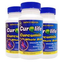 CurQLife® - Water Based Organic Curcumin (Tumeric) Optimized for Joint Health
