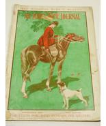 VTG The Ladies Hime Journal Magazine November 1904 Illustrated Advertisment - $91.08
