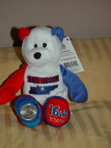 Tennessee 50 States Of America Coin Bears, Limited Treasures - $19.00