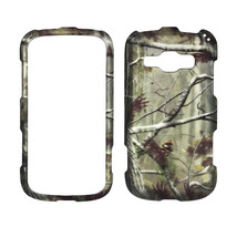 Fall camo  RT for  Samsung Galaxy Prevail 2   Feel Case Cover - $9.02