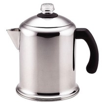 Farberware 8 Cup Stainless Steel Stovetop Percolator - Silver - $13.99