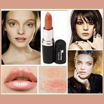 Lipstick Vampire Lip Color 4 Matte Shades Orange Golden Violet and Vampire Blood image 3