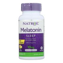 Natrol Melatonin Fast Dissolve Tablets Citrus Punch 10mg, 60 Count (Pack... - $48.06