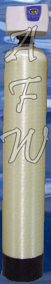 New Fleck Tannin Removal whole house Filter Water Softener standard size 1 c f