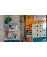 Hp 96/96/96/96/96 ink cartridges - 5 96 inks - $20.00