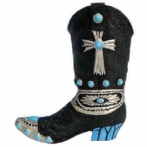 Walking Tall Cowboy Boot Figurine - $24.95