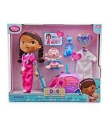 Disney Doc McStuffins Walk n' Talk Doll and Doc Mobile Play Set - $66.64