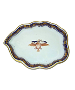 Chinese Export Style Eagle Dish, Made in Italy - $225.00