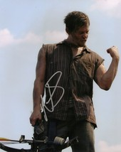 NORMAN REEDUS SIGNED 8X10 PHOTO THE WALKING DEAD DARYL DIXON AUTOGRAPH ... - $29.95