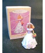 Hallmark Keepsake Ornament Easter Barbie 1995 Collection #1 in Series - $6.99