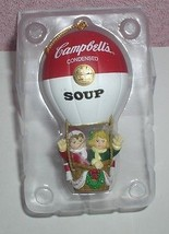 Campbels Soup kids  Hot Air Balloon ornament - $19.52
