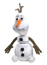"Disney Frozen TALKING OLAF Pull-A-Part Plush NEW 12"" Tall - Fun Gift - $17.94"