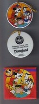 Mickey Band porcelain Disneyana 1993 convention Ornament made in Japan - $29.99