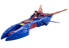 Superman Man of Steel KRYPTONIAN INTERCEPTOR Vehicle & Figure - 2013 - NEW - $9.94
