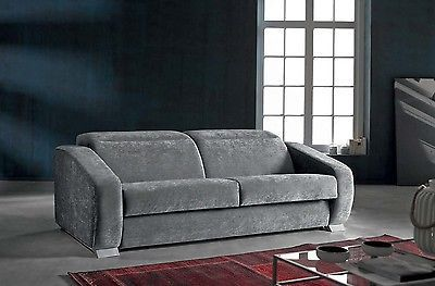 Baco Sofa Sleeper Bed Power Living Room Modern Contemporary Made in Spain