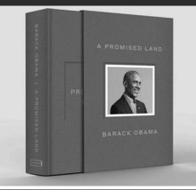 A PROMISED LAND By BARACK OBAMA - BRAND NEW DELUXE SIGNED EDITION - AUTO... - $583.11