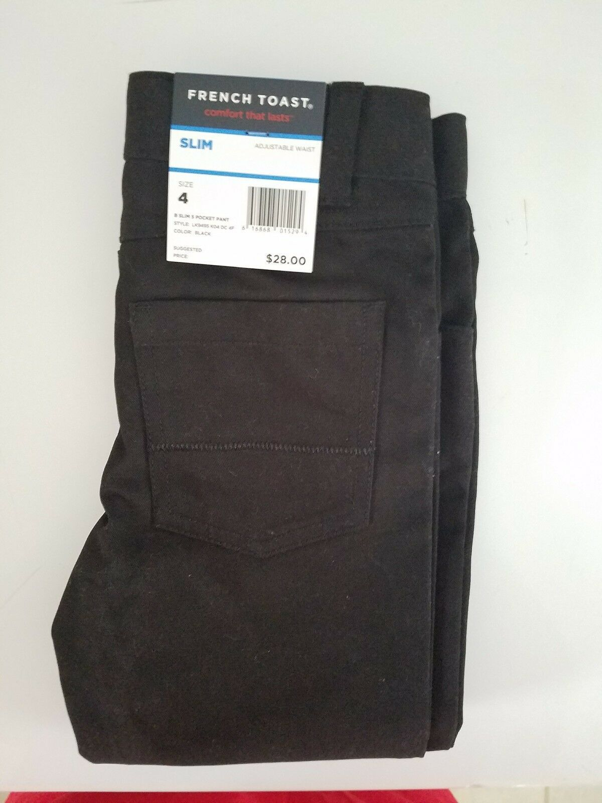Girls French Toast Jeans Size 4 Slim