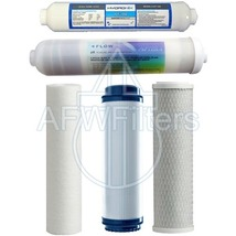 RO Zoi Zeta Pure Filter Kit with alkaline mineral cartridge for RO systems - $139.99