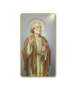 St. Peter the Apostle Blank Holy Card Religious Card 100-Pack - $34.99