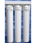 Ultimate Filtration System 3 stage KDF whole house water filter sediment... - $209.99