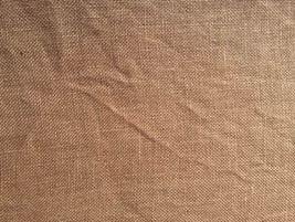 North Beach Brown 32ct linen 13x18 cross stitch fabric Dames of the Needle - $13.50