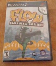 Flow: Urban Dance Uprising (Sony PlayStation 2, 2005) New, factory sealed! - $7.44