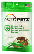 Multivitamin and Immune Maintenance Jerky Treats for Dogs Chicken 7oz - $32.44 CAD