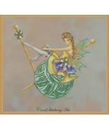 Arachne The Knitting Fairy cross stitch chart Cross Stitching Art - $13.50