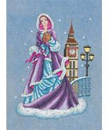 Adeline cross stitch chart Cross Stitching Art - $13.50