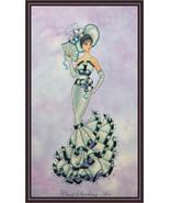 Audrey My Fair Lady cross stitch chart Cross Stitching Art - $13.50