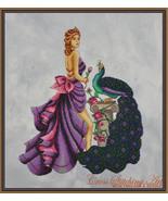 Eleni The Beauty Of Troy cross stitch chart Cross Stitching Art - $13.50