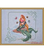 Enchanted Melody cross stitch chart Cross Stitching Art - $13.50