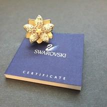 Swarovski Louella Ring, Size 6, 52 Small - $98.01