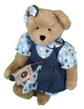 "Boyds Bears ""Mrs. Tweeter"" #99015V- 14"" Plush Bear- QVC Exclusive-LE-Retired - $39.99"