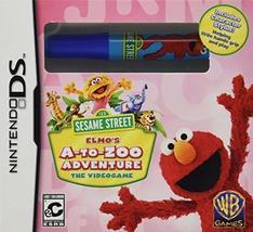 Sesame Street:Elmo's A-To_Zoo Adventure - Nintendo DS [Nintendo DS] - $12.83