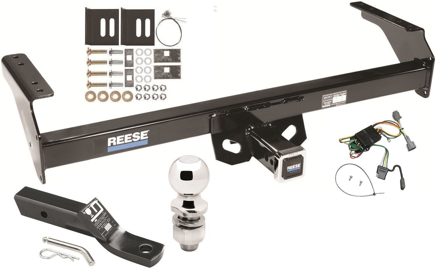 Nissan Frontier Hitch Wiring Kit Data Schema Harness 1998 2004 Complete Trailer Package W Instructions