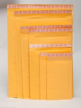 """5x8 Kraft Bubble Mailers Padded Shipping Bags 5"""" x 8"""" Self Seal 9000 Pieces - $758.19"""