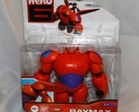 Disney Big Hero 6 Baymax Red Action Figure BANDAI New