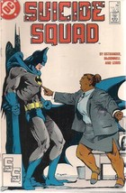 SUICIDE SQUAD #10 (1988)  DC Comics Batman VERY FINE - $9.89