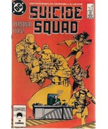 SUICIDE SQUAD #8  (1987)  DC Comics FINE+ - $9.89