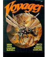 VOYAGES volume 1 Vess Toth Chaykin Muth (1983) Nautilus Dreams SC fanzin... - $14.84