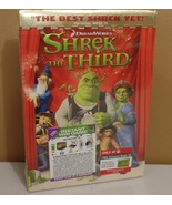 Shrek the Third (DVD) ~ + CD ~ RARE ~ BRAND NEW SEALED ~ - $8.59