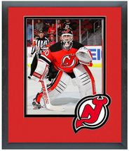 "Martin Brodeur 2013-14 New Jersey Devils - 11"" x 14"" Matted and Framed Photo  - $42.95"