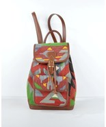 Leather Backpack For leather bag brown leather bag  Weekender Leather B... - $210.00