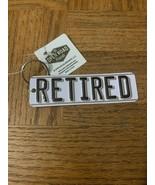 Open Road Retired Keychain - $15.72