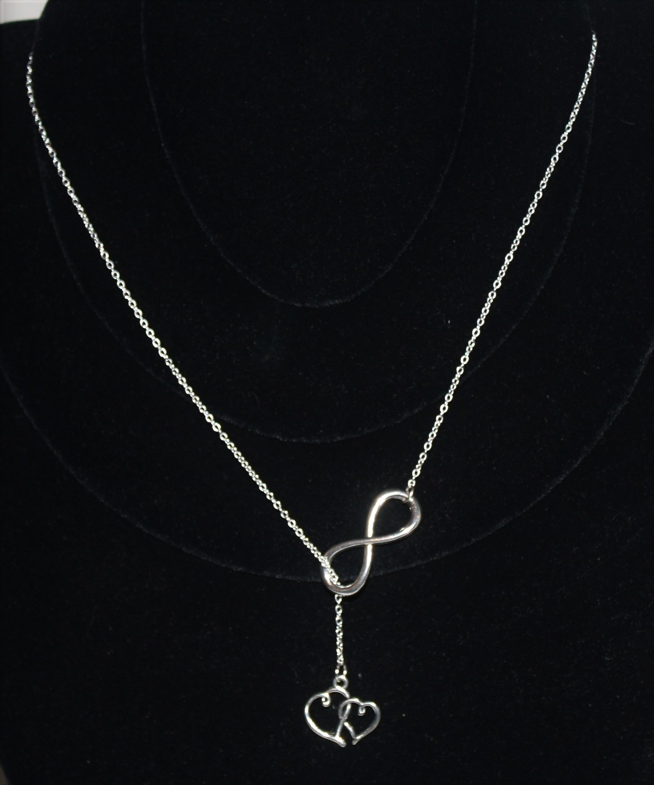 Infinite Love ~ with .925 Sterling Silver Chain