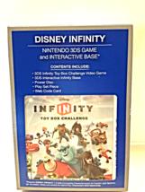 Disney Infinity Toy Box Challange Nintendo 3DS Game & Interactive Base Bundle - $10.00