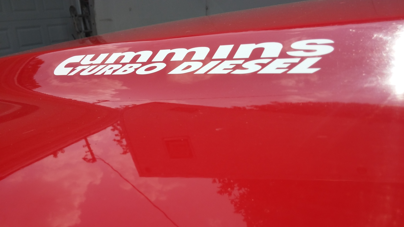 Cummins Turbo Diesel Hood Decals Fits Dodge And 50 Similar Items